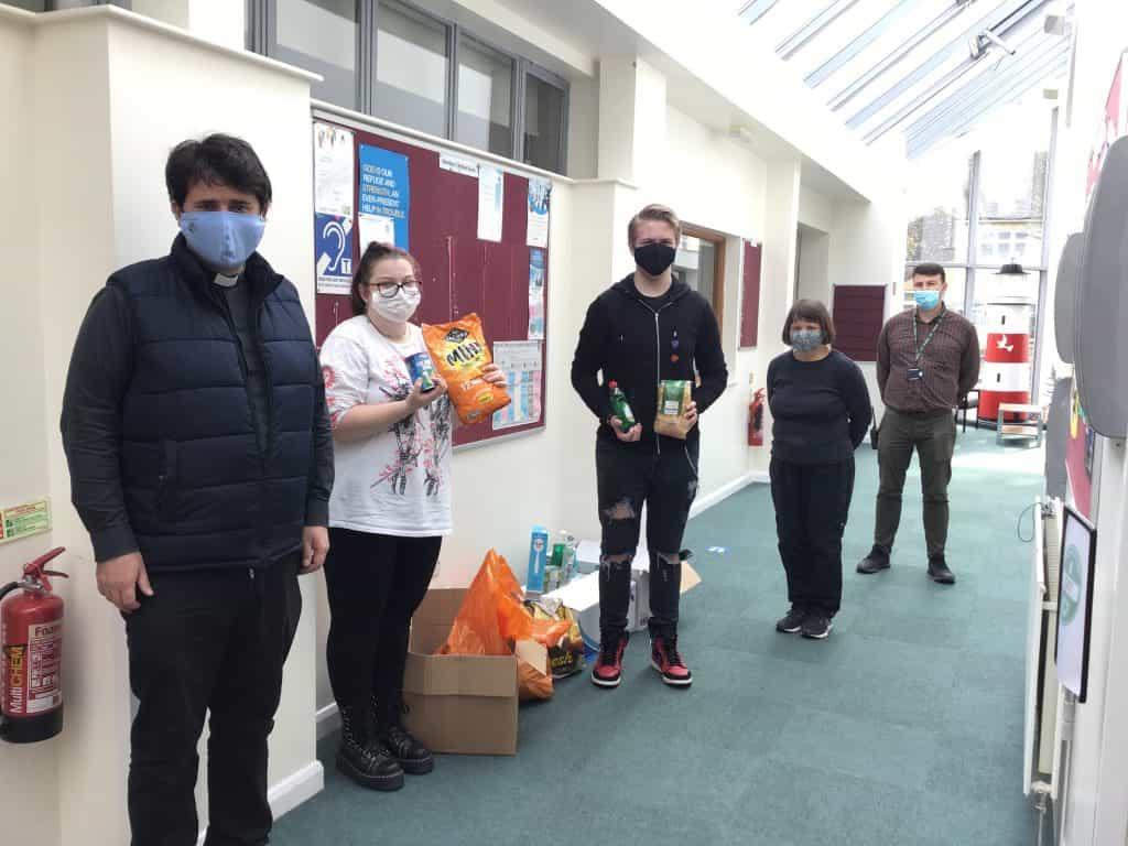 LVS Oxford brings harvest festival joy to North Oxfordshire Community Food Bank